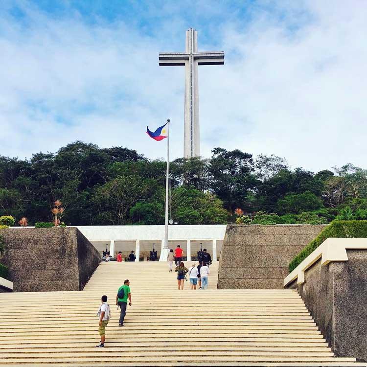Mount Samat National Shrine