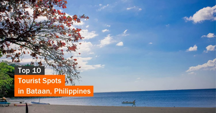 Top 10 Tourist Spots In Bataan News In The Philippines