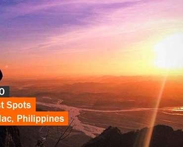 Top 10 Tourist Spots in Tarlac Province