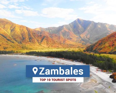 Top 10 Tourist Spots in Zambales
