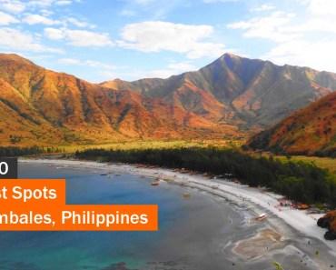 Top 10 Tourist Spots in Zambales
