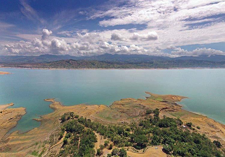 Pantabangan Lake