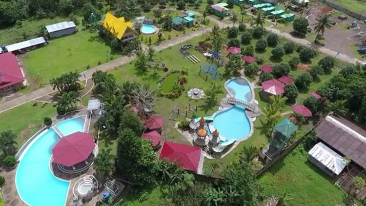 Paraiso Verde Organic Farm and Resort