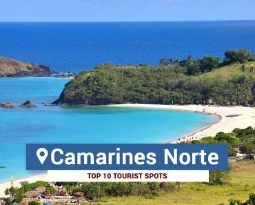 Top 10 Tourist Spots in Camarines Norte