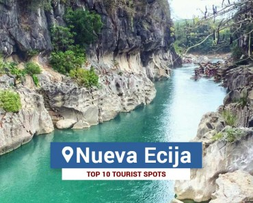 Top 10 Tourist Spots in Nueva Ecija
