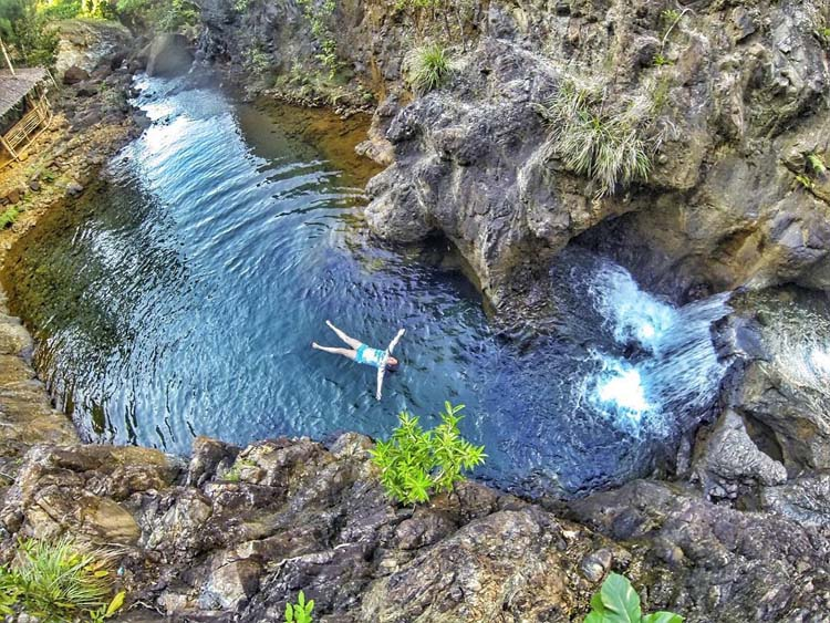 Dagubdub Falls