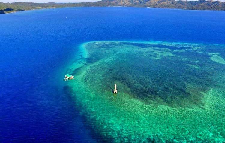 Looc Bay Marine Refuge and Sanctuary