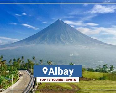 Top 10 Tourist Spots in Albay