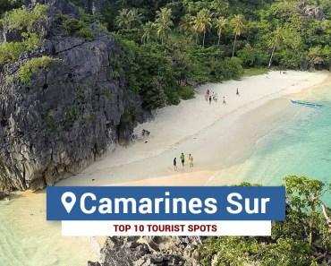 Top 10 Tourist Spots in Camarines Sur