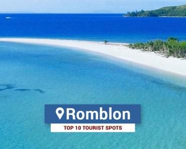 Top 10 Tourist Spots in Romblon