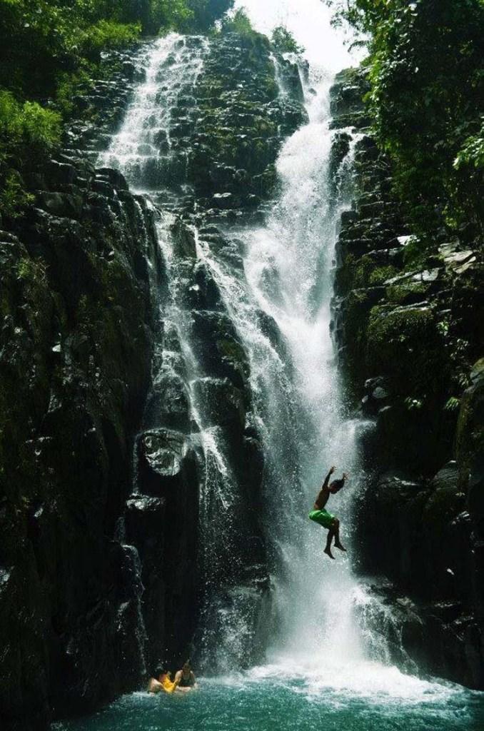 Busay Falls Northern Samar