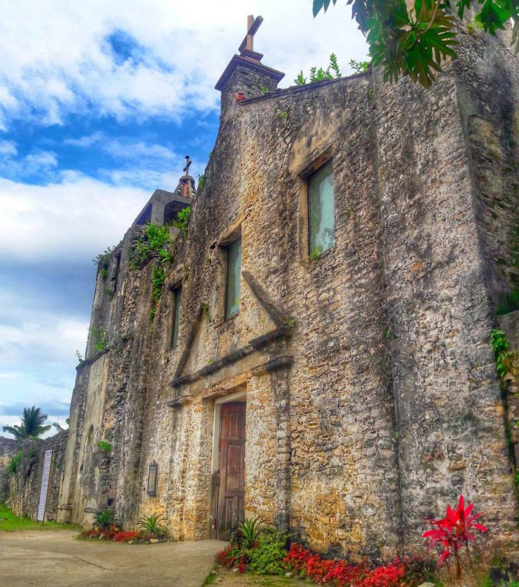 Capul Church - Tourist Spots in Northern Samar