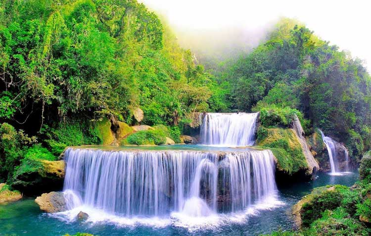 Pinipisakan Falls