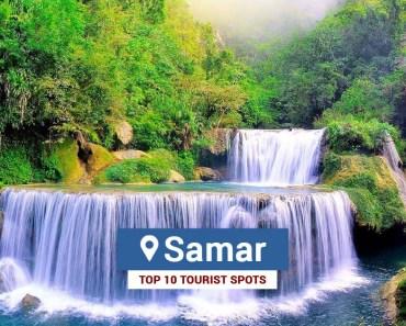 Top 10 Tourist Spots in Samar