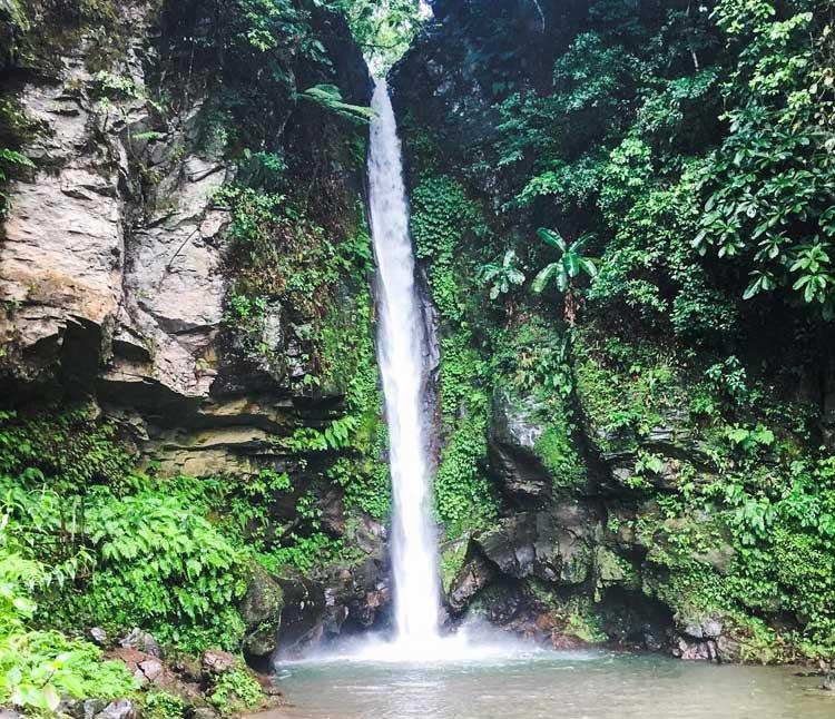 7. Tuason Falls Camiguin