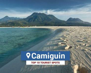Top 10 Tourist Spots in Camiguin Philippines