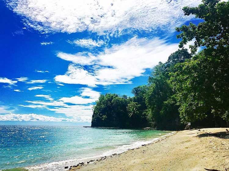 1. Bolihon Beach Agusan del Norte