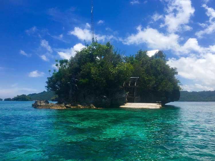 3. Isla Aga Dinagat Islands