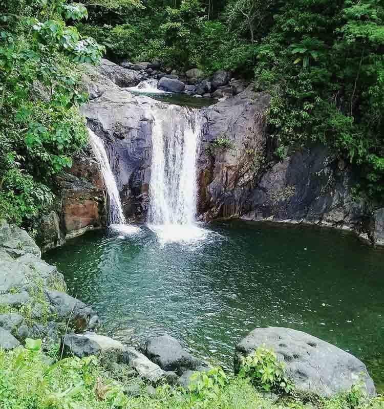 3. Tagnote Falls Agusan del Norte