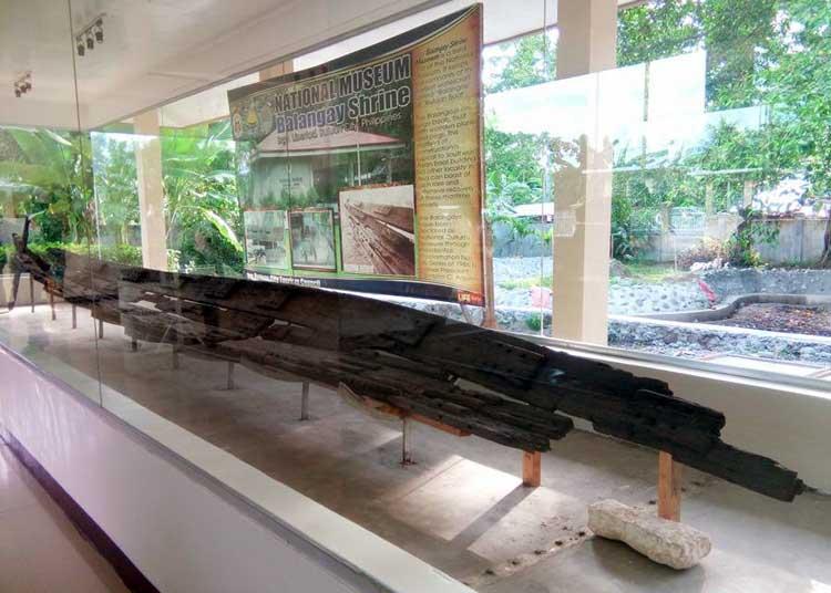 6. Balangay Shrine Museum