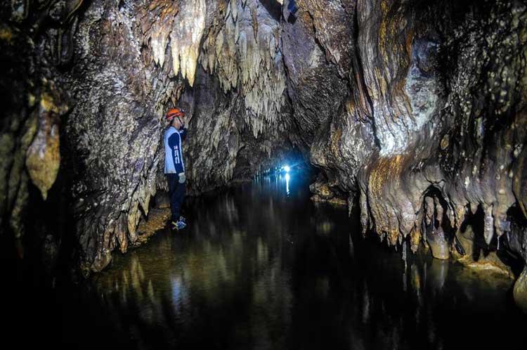 Puting Buhangin Cave Agusan del Sur