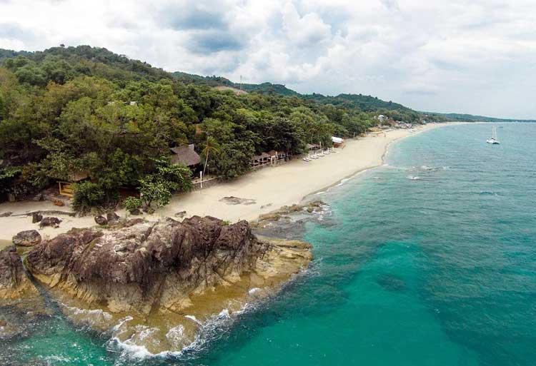 3. La Luz Beach Resort and Spa