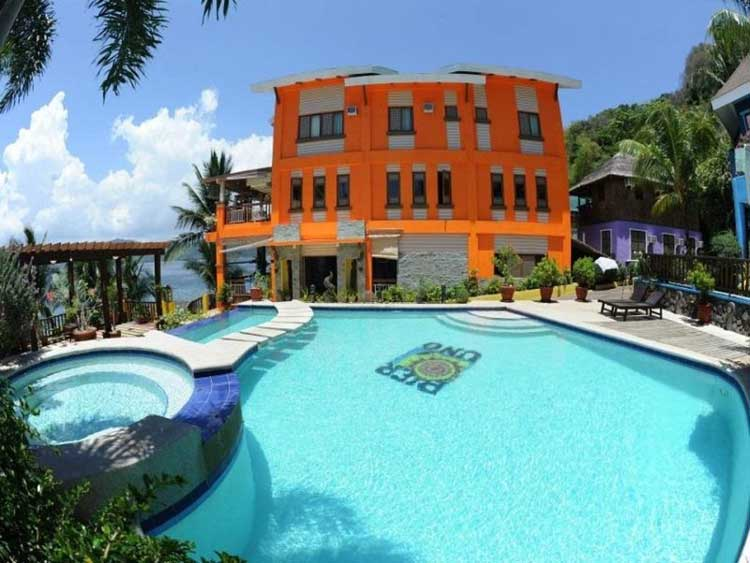 9. Pier Uno Dive Resort