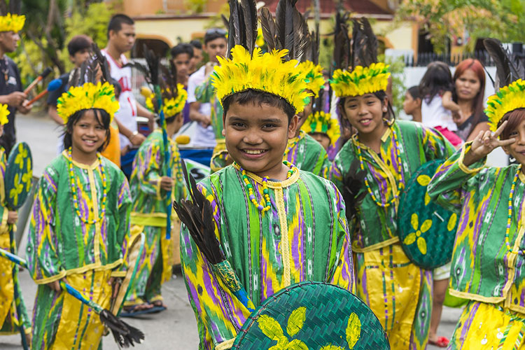 Sinulog Festival in Cebu