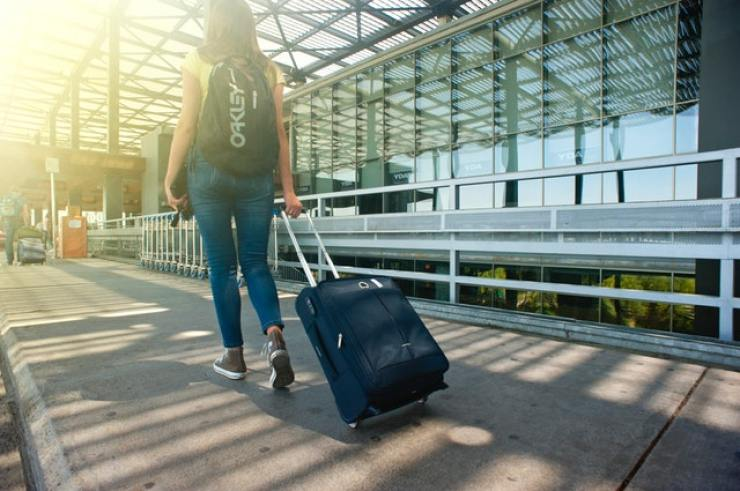 Secure luggage