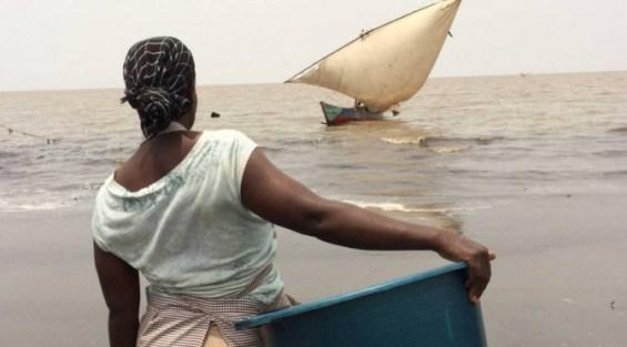 Lake Victoria shores