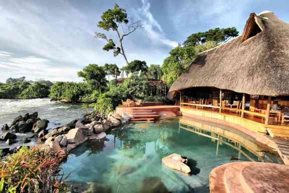 Wildwaters Lodge Jinja