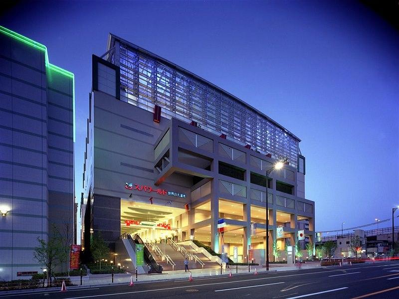 Spa World Osaka | Туры в Японию Туроператор по Японии