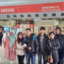 foto peserta tour ke jepang 2015