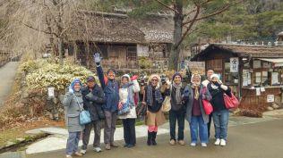 paket wisata jepang tokyo keluarga 2015 di kawaguchi lake