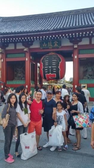 asakusa tour ke jepang summer juli 2015