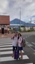 klien tour ke jepang di fuji san summer juli 2015