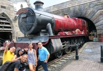 tour ke jepang harry potter