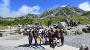trip ke jepang alpine route tetayama