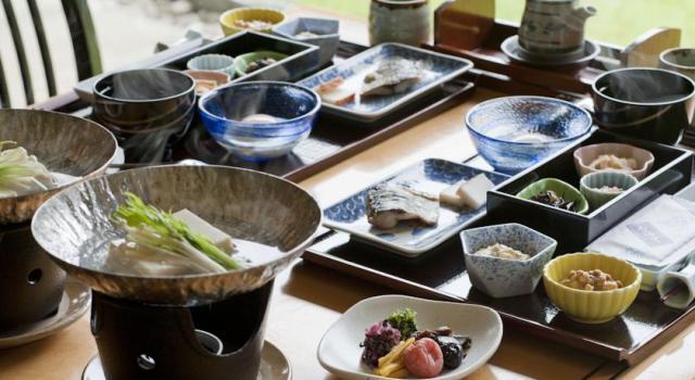 Kaiseki Cuisine Kyoto Ranzan