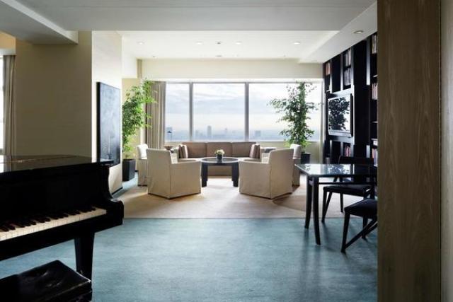 Park Hyatt Tokyo room