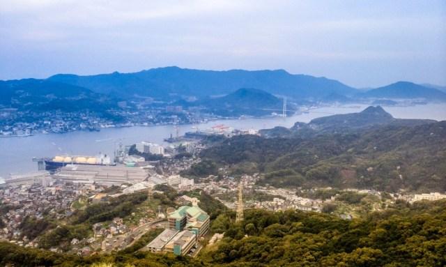 Gunung Inasa Nagasaki Jepang 2