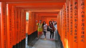 klien tour ke jepang di kyoto