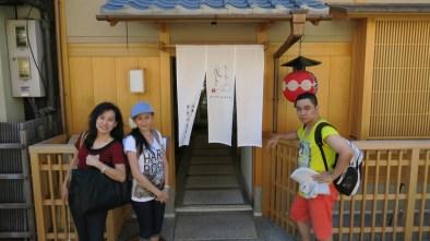 kuliner di gion kyoto summer
