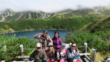 pemandangan alpine route tour ke jepang