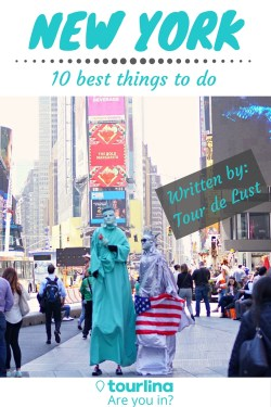 New York - 10 best things to do
