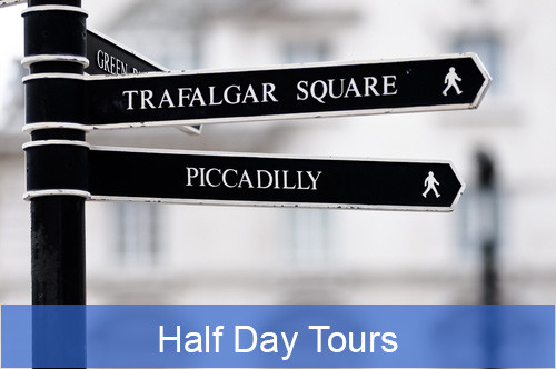 Half day London tours