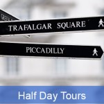 Half day London tours
