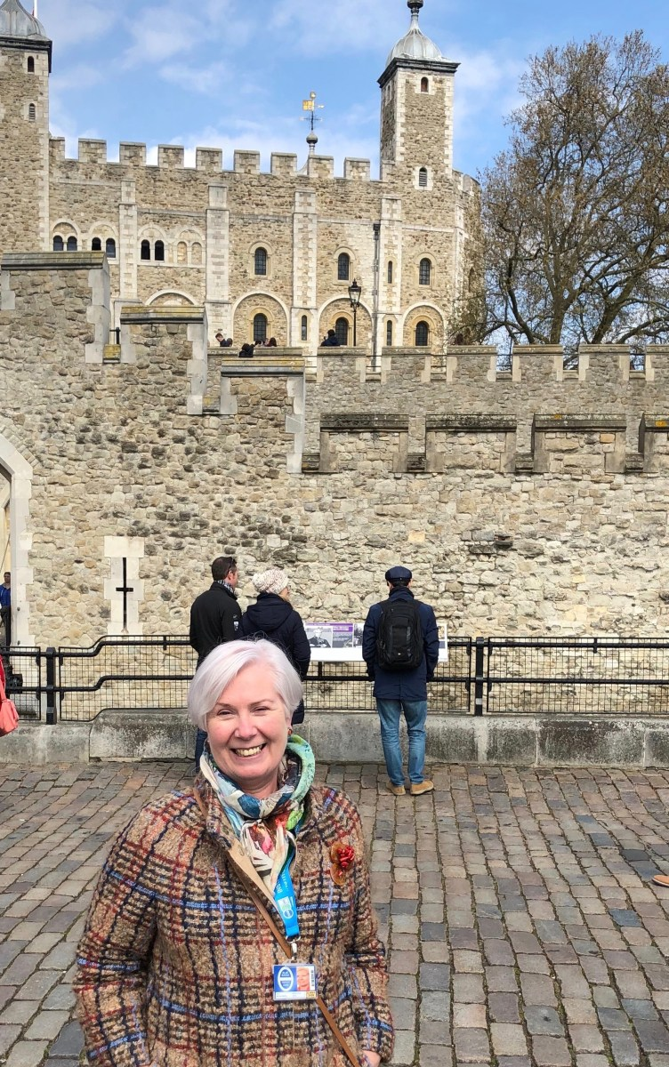 private tour Tower of London nicola watts