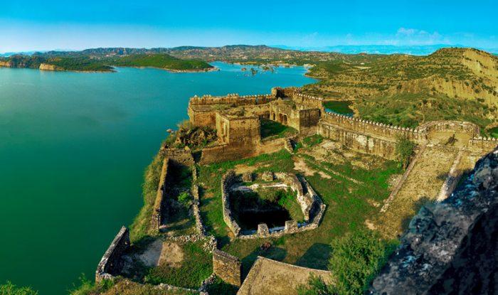 Visit Mangla Dam
