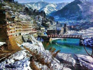 Swat and Malam Jabba Honeymoon Tour Package (4 Days 3 Nights)